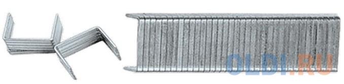 Скобы для степлера MATRIX 41308 скобы 8мм для мебельного степлера закаленные тип 140 1000шт master скобы для степлера matrix 57652