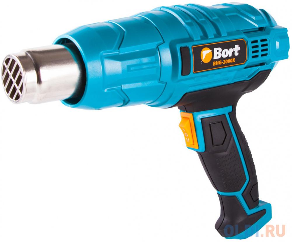 Фен технический Bort BHG-2000X hairdryer technical bort bhg 2000n lk