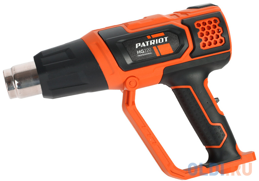 Фен технический Patriot HG 220 фен технический hammer hg 2000 le