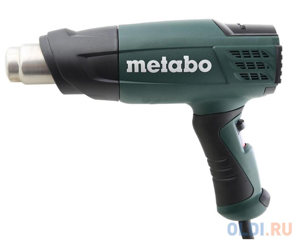 Фен технический Metabo HE 20-600.