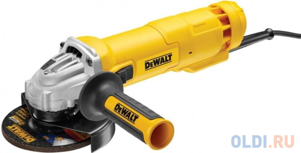 Углошлифовальная машина DeWalt DWE 4205 125 мм 1010 Вт.