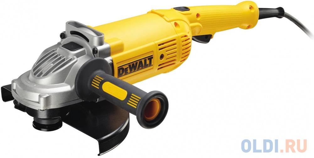 Углошлифовальная машина DeWalt DWE 492 S 230 мм 2200 Вт.