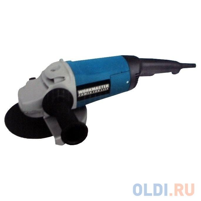 Workmaster угловая шлифовальная машина УШМ-230/2400, шт