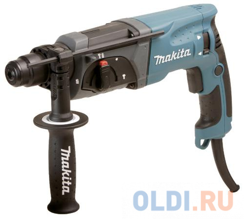 Перфоратор Makita HR2470X15 SDS Plus 780Вт makita uc3551ax1