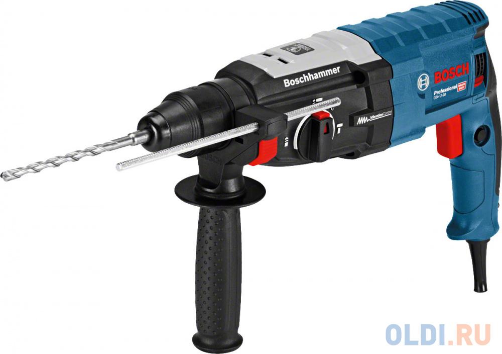 Перфоратор Bosch SDS-PLUS GBH 2-28 0611267500 880Вт перфоратор bosch gbh 2 28 [0611267500]