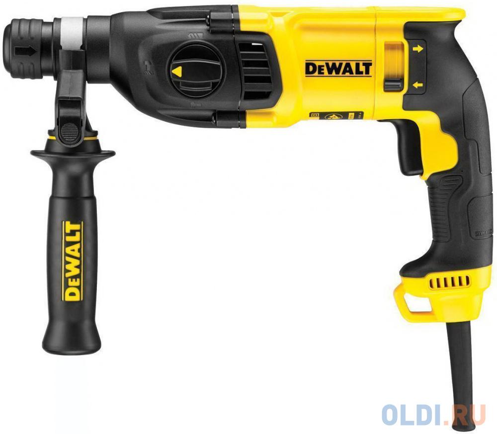 Перфоратор DeWalt D25133K-KS 800Вт