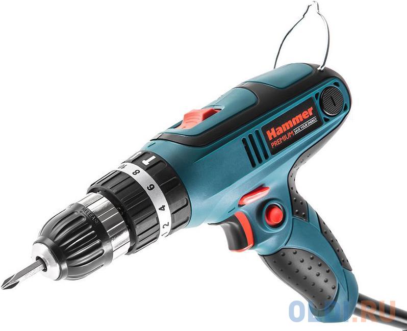 Дрель-шуруповёрт Hammer DRL320 PREMIUM 320Вт