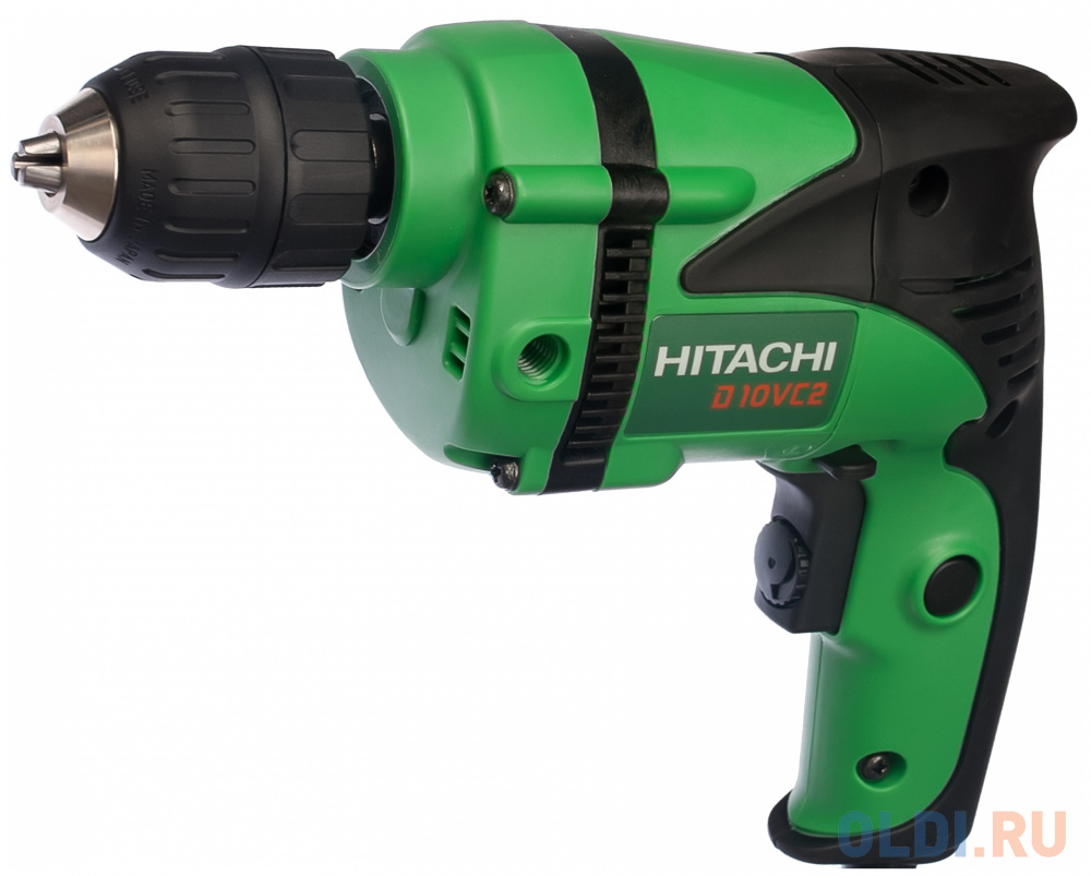 Дрель-шуруповёрт Hitachi D10VC2 460Вт.