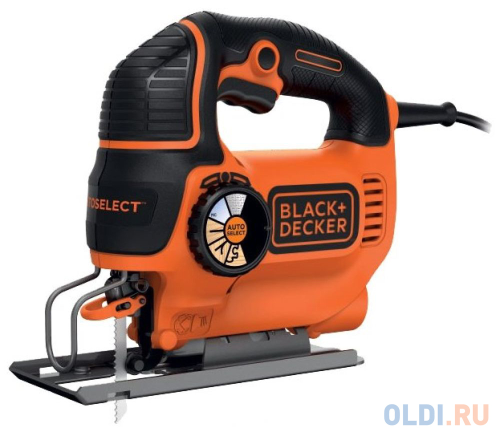Лобзик Black  Decker KS801SEK-QS 550 Вт.