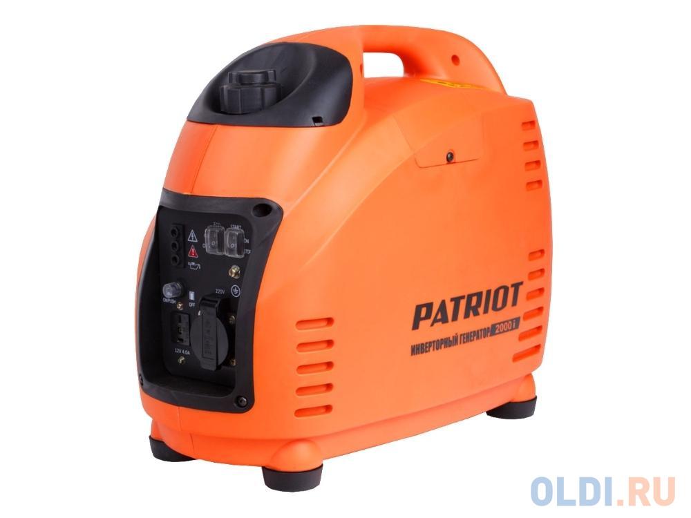 Генератор Patriot 2000i бензиновый/инверторный