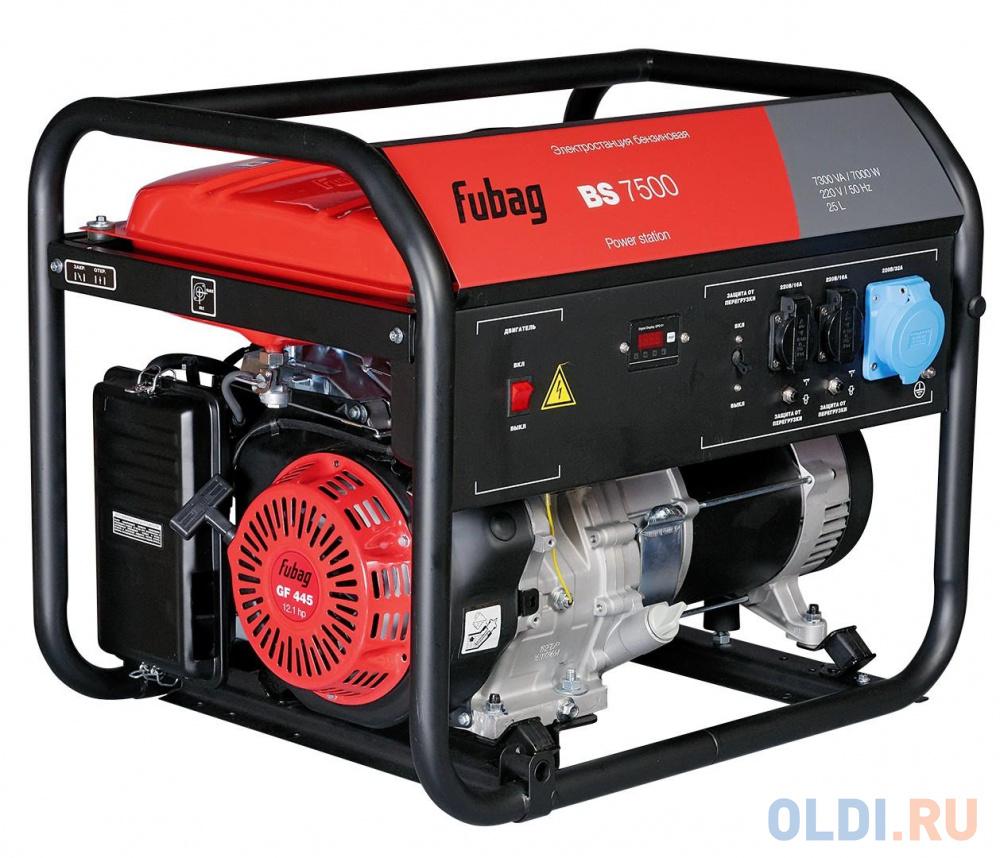Генератор Fubag BS 7500  бензиновый.