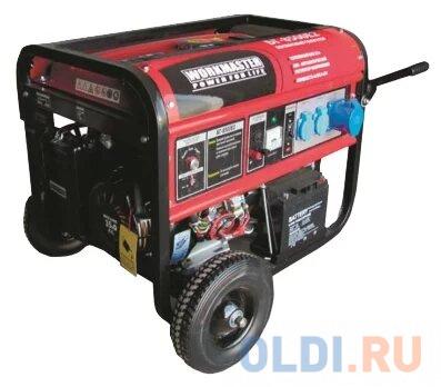 Бензиновый генератор БГ-8500E2 Workmaster, шт
