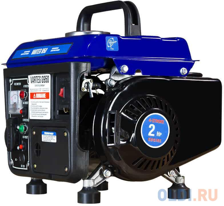 Бензиновый генератор FoxWeld 5817 varteg g950