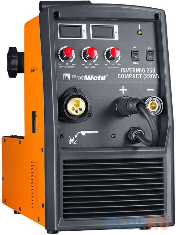 Сварочный полуавтомат Invermig 250 Compact (220V)