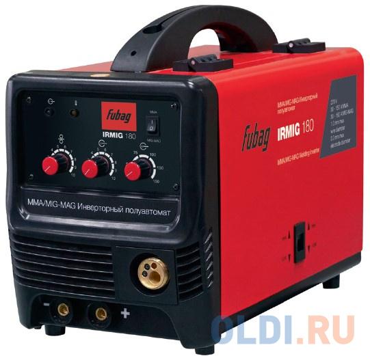Аппарат сварочный Fubag IRMIG 180 SYN (38642) + горелка FB 250_3 м (38443).