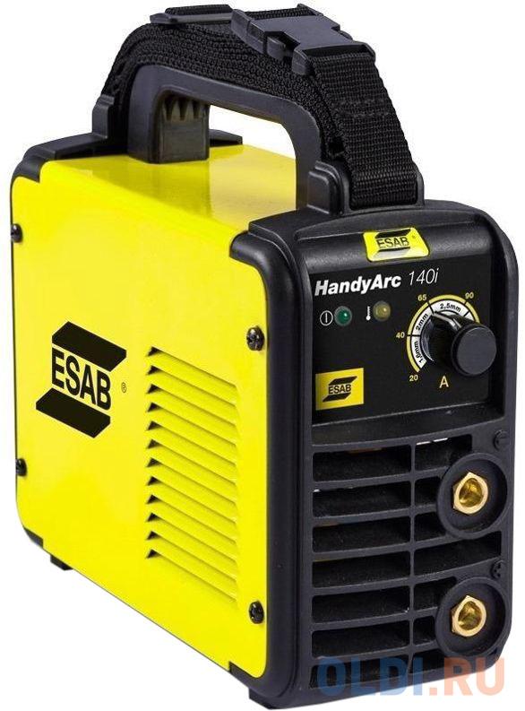 Инвертор ESAB Handy Arc 140i 1ph маска esab sentinel a50 for air