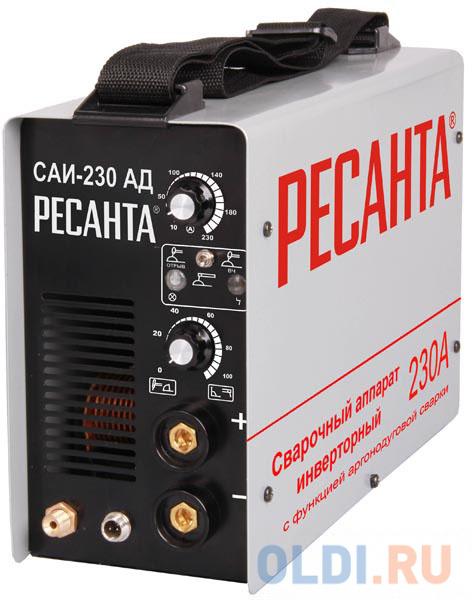 Аппарат сварочный Ресанта САИ-230 АД