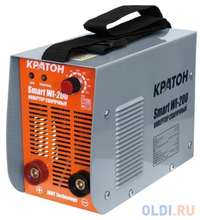 Сварочный инвертор Кратон Smart WI-200