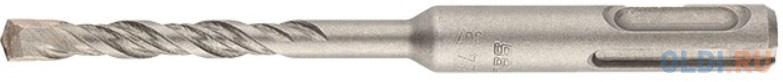 Фото - Бур по бетону PRO, 6 x 110 мм, SDS PLUS // Gross бур по бетону pro 8 x 110 мм sds plus gross