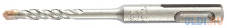 Бур по бетону, 6,5 x 110 мм, SDS PLUS// Matrix бур по бетону sds plus kraftool industrie 29310 110 10