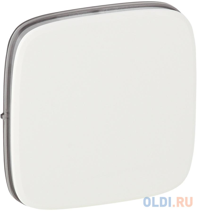 Лицевая панель Legrand Valena Allure для выключателей одноклавишных белый 755005 фото
