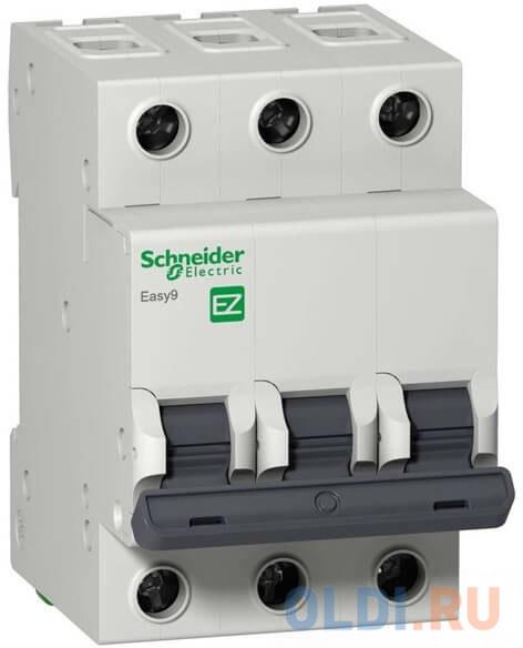 Автоматический выключатель Schneider Electric EASY 9 3П 20A C EZ9F34320