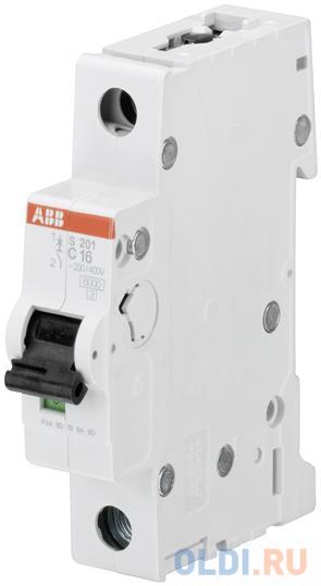 ABB 2CDS251001R0634 Автомат.выкл-ль 1-полюсной S201 C63