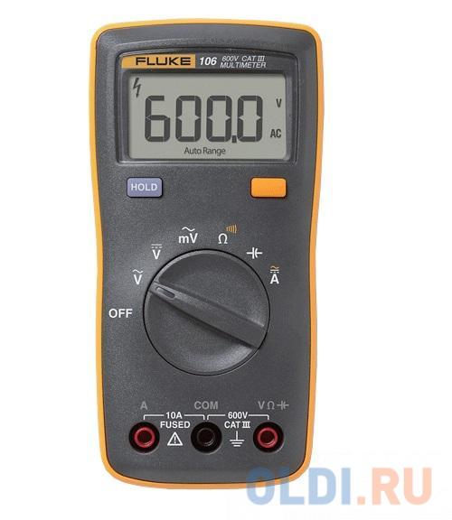 Мультиметр Fluke FLUKE-106 ERTA 4367927 недорого