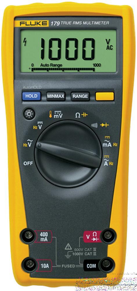 Мультиметр Fluke FLUKE-179 EGFID 1592842 недорого