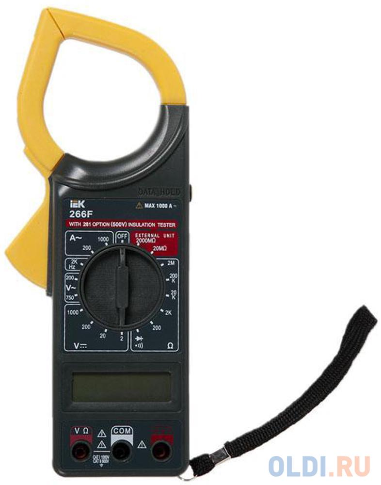 Iek TCM-1C-266 Токоизмерительные клещи Expert 266C IEK