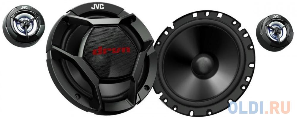 Автоакустика JVC CS-DR1700C компонентная 2-полосная 17см 55Вт-360Вт