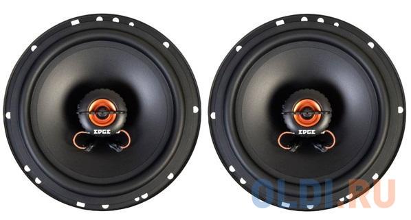 Колонки автомобильные Edge ED622B-E7 60Вт 91дБ 4Ом 16см (6дюйм) (ком.:2кол.) коаксиальные двухполосные колонки автомобильные phantom fs 100 без решетки 60вт 91дб 4ом 10см 4дюйм ком 2кол коаксиальные двухполосные