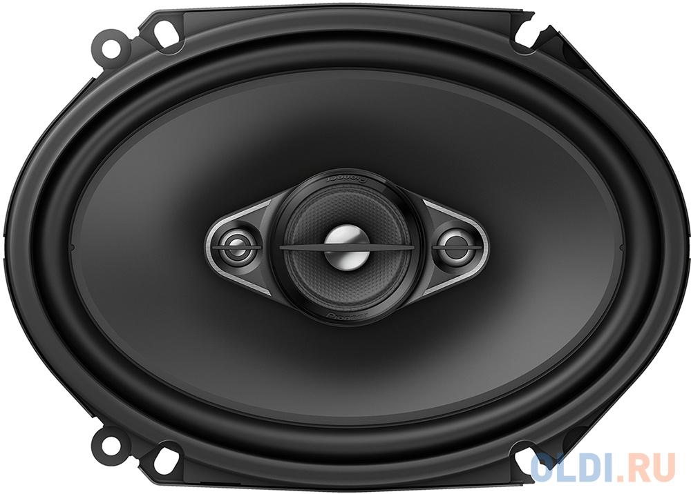 Колонки автомобильные Pioneer TS-A6880F 4Ом 15x20см (6x8дюйм) (ком.:2кол.) коаксиальные