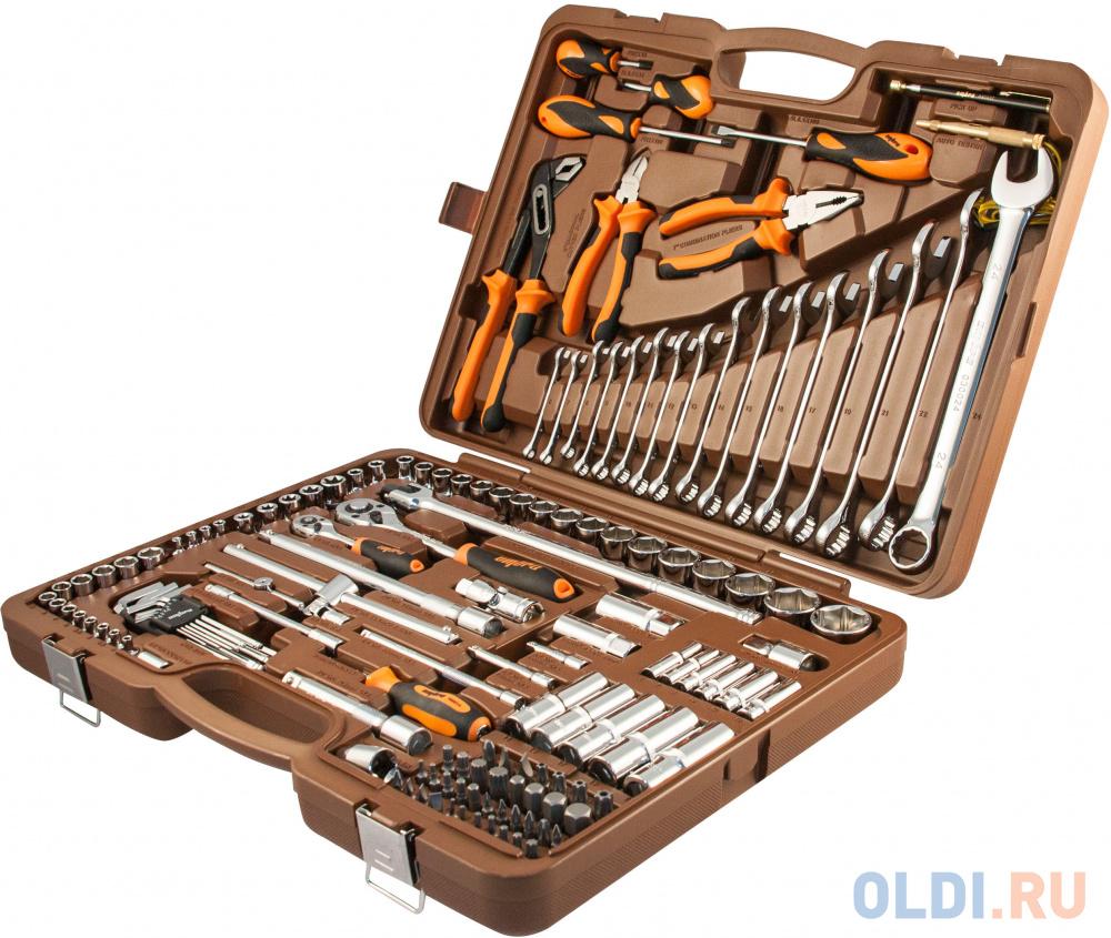 OMT143SL Набор инструмента универсальный 1/4 1/2DR 143 предмет шт.