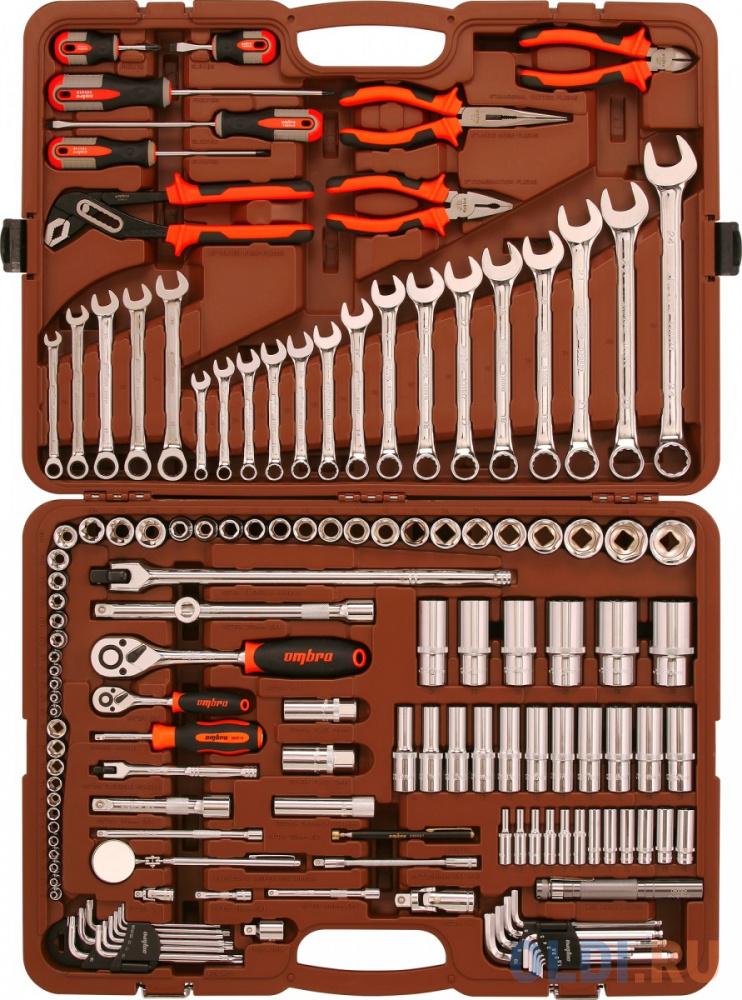 Набор инструментов Ombra OMT141S 141шт.