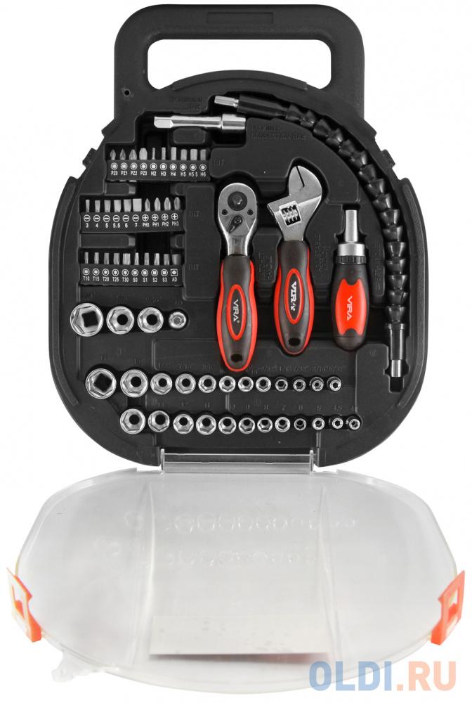 Набор инструмента VIRA 305007 64 предмета