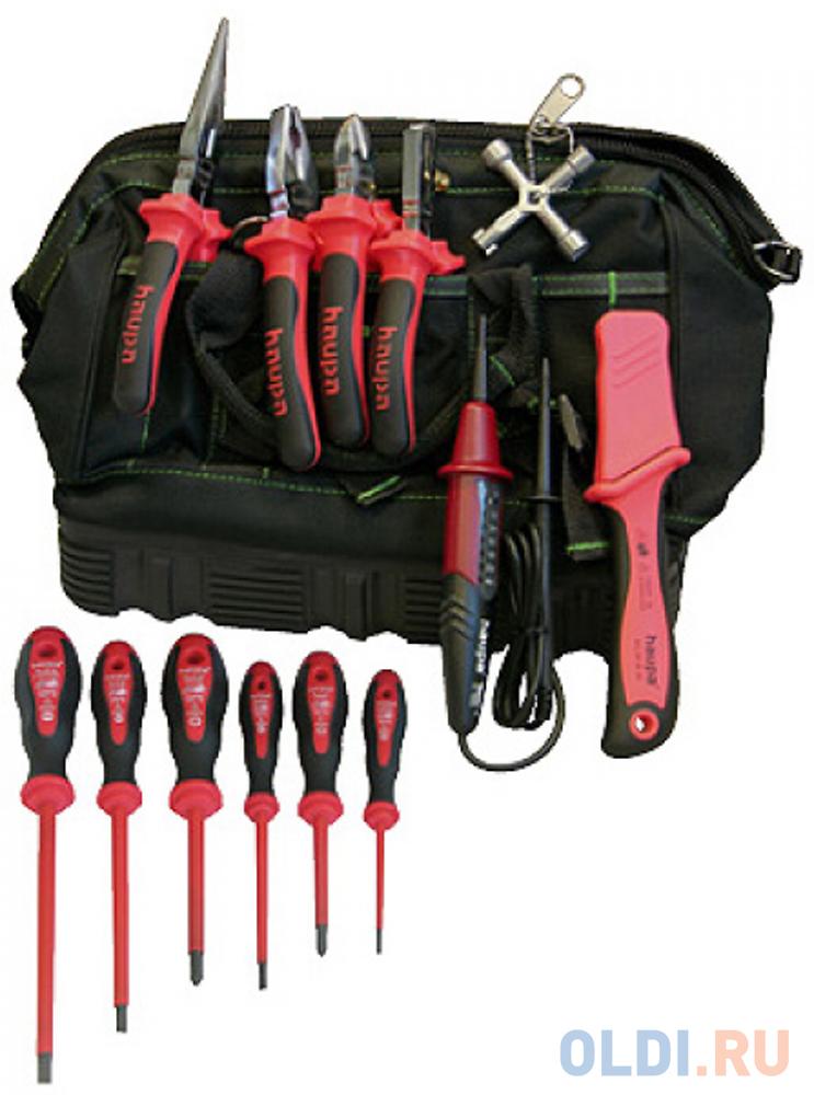 Набор инструментов HAUPA 220510  13 предметов.