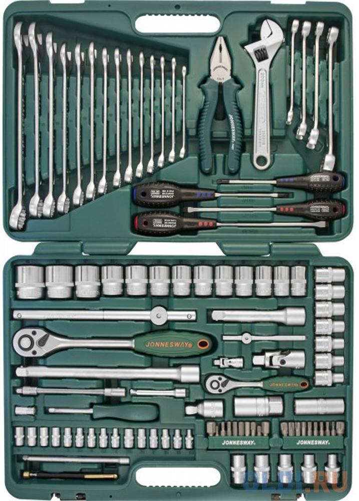 Набор инструментов Jonnesway S04H624101S 101шт набор jonnesway al010190