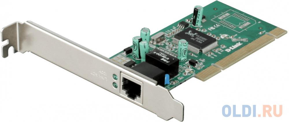 Сетевой адаптер D-LINK DGE-528T/C1B 10/100/1000Mbps адаптер d link managed gigabit ethernet nic
