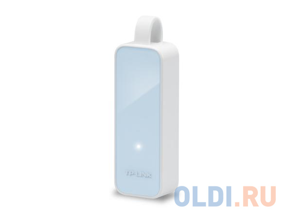 Сетевой адаптер TP-LINK UE200 Сетевой адаптер USB 2.0/Fast Ethernet