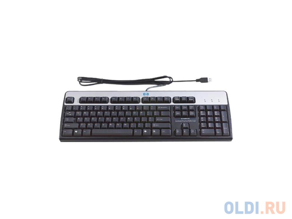Комплект HP черный USB 638214-B21