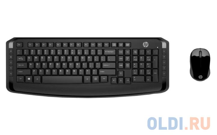 Клавиатура + мышь HP