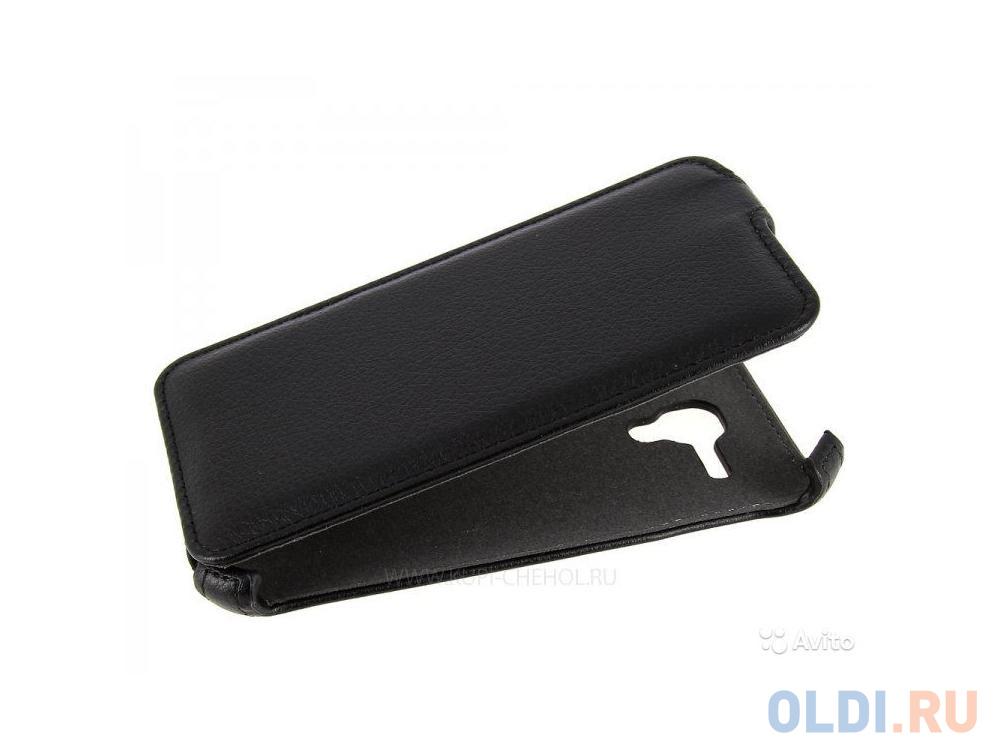 Фото - Чехол - книжка iBox Premium для Alcatel One Touch POP D5 черный чехол книжка ibox premium для htc one sv черный