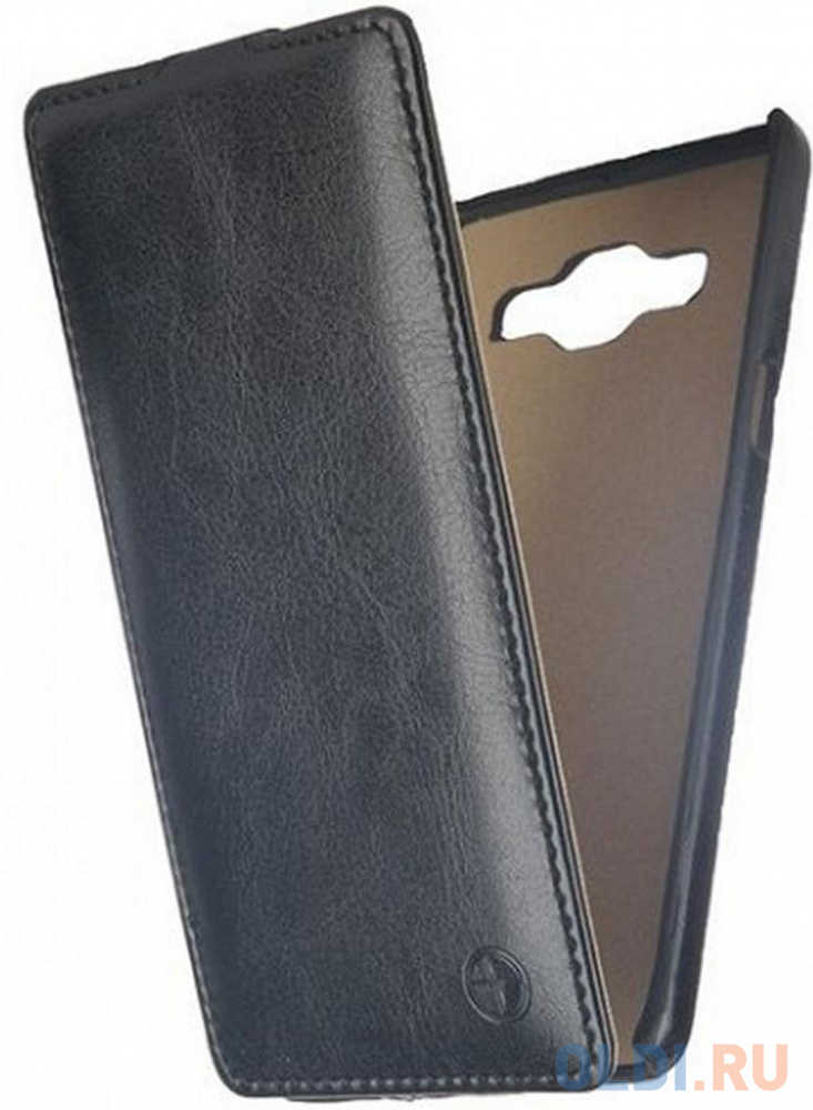 Чехол-флип PULSAR SHELLCASE для Samsung Galaxy A5 SM-A500F черный PSC0394.