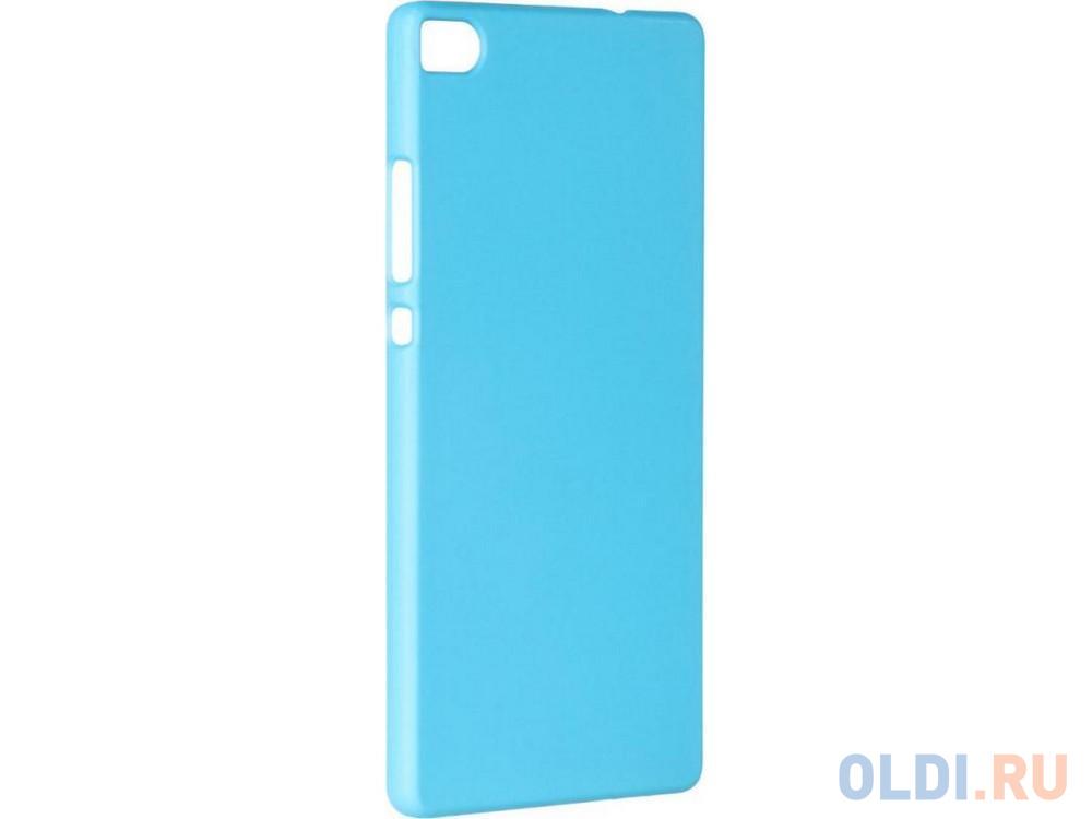 Чехол-накладка Pulsar CLIPCASE PC Soft-Touch для Huawei P8 (синяя) РСС0102.