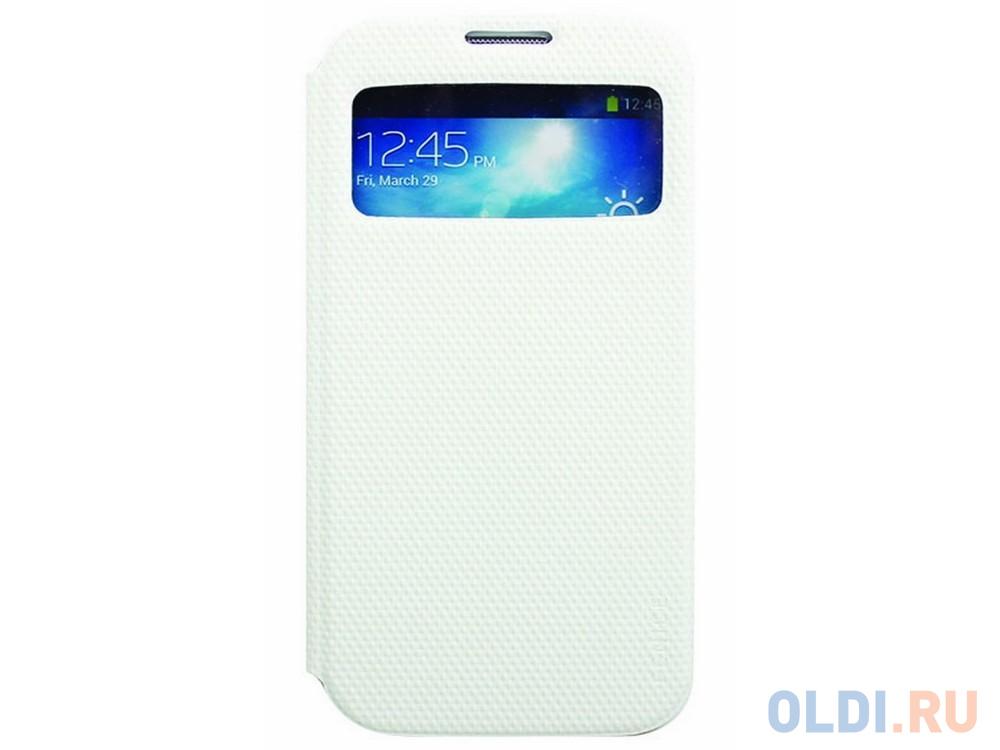 Чехол Fenice PIATTO white Diamante для Galaxy S4 FEN-M006WD00SAMGS4 белый