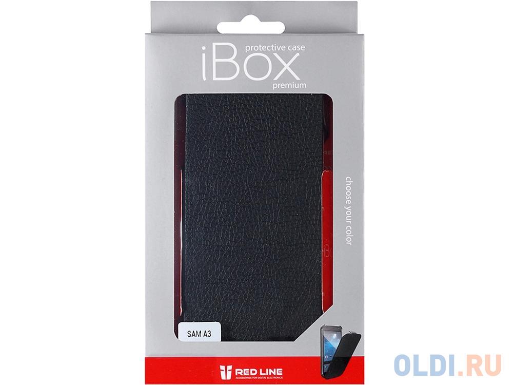 Фото - Чехол - книжка iBox Premium для Samsung A3 черный чехол книжка ibox premium для htc one sv черный