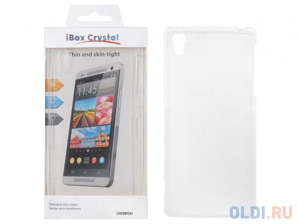 Чехол силикон iBox Crystal для HTC Desire 826 (прозрачный)