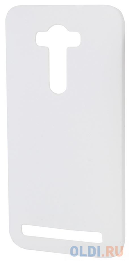 Чехол-накладка Pulsar CLIPCASE PC Soft-Touch для Asus Zenfone С ZC451CG (белая).