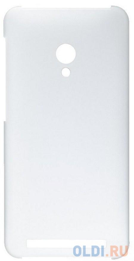 Чехол Asus для ZenFone A450CG PF-01 PF-01 CLEAR CASE прозрачный 90XB00RA-BSL1P0